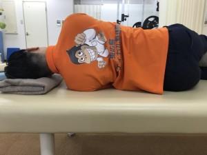 坐骨神経痛解消 枕の高さ調整