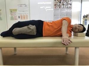 坐骨神経痛を解消
